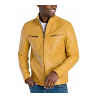 Michael Kors Men's 'Perforated Hipster' Jacket