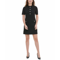 Calvin Klein Women's 'Mandarin-Collar' Dress