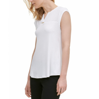 Calvin Klein Women's 'Hardware' Top