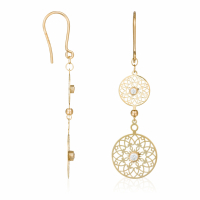 By Colette Women's 'Ancestral' Earrings