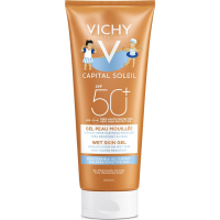 Vichy Children's 'Cs Peau Mouillee SPF50' Sun Gel - 200 ml