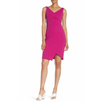 Bebe Women's 'Twisted Bodice' Dress