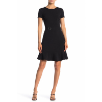 Betsey Johnson Women's 'Heart Belted' Dress
