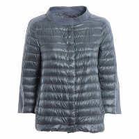 Herno Women's 'Cape Style' Puffer Jacket