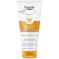 Eucerin 'Sun Sensitive Protect Toucher Sec SPF 50+' Gel Cream - 200 ml