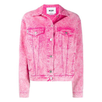 MSGM Women's 'Faded' Jacket