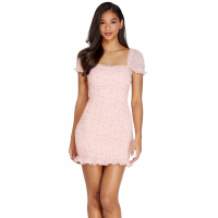 Guess Women's 'Rylee' Mini Dress