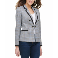 Tommy Hilfiger Women's 'Double-Breasted Piped' Blazer