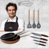 Cook & Chef Cookware set - 10 Units