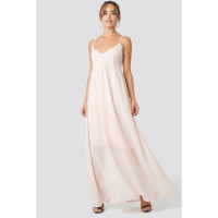 NA-KD Party 'V-Neck' Maxi Kleid für Damen