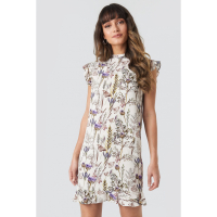 NA-KD Boho Women's Mini Dress