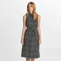 Karl Lagerfeld Women's Sleeveless Dress
