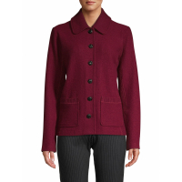 Karl Lagerfeld Paris 'Button-Front' Strickjacke für Damen