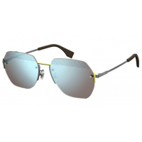 Fendi Men's 'FF M0067/F/S' Sunglasses