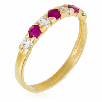 By Colette Women's 'Rubis Sacré' Ring