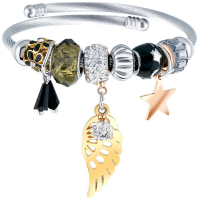 Unlimited Luxury Creation 'Fly & Star' Armband
