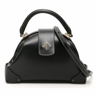 Manu Atelier Women's 'Demi' Top Handle Bag