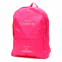 Ireneisgood Women's 'Save The Unicorn' Backpack
