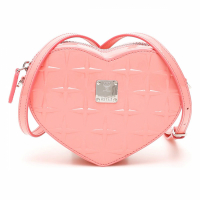 MCM Women's 'Patricia Diamond Heart' Crossbody Bag