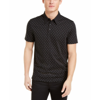 Calvin Klein Men's 'Regular-Fit Diamond' Polo Shirt