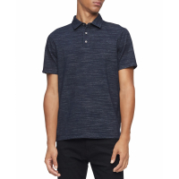 Calvin Klein Men's 'Space Dyed' Polo Shirt