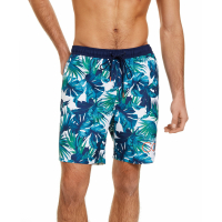 Calvin Klein Men's 'Hawaiian UV 50+' Swimming Trunks