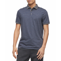 Calvin Klein Men's 'Regular-Fit Yarn-Dyed' Polo Shirt