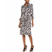 Calvin Klein Women's 'Zebra-Print' Dress