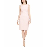 Calvin Klein Women's 'Square-Neck Sheath' Dress