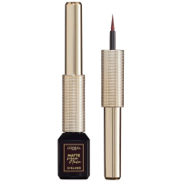L'Oréal Paris Eyeliner 'Matte Signature' - 03 Marron 12 ml