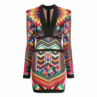 Balmain Women's 'Geometric' Dress