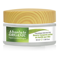 Absolute Organic 'Aloe Vera Concentrated' Shea Butter - 100 ml