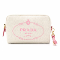 Prada Women's 'Logo' Make-up Pouch
