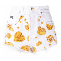 Versace Jeans Couture Women's 'Baroque' Shorts