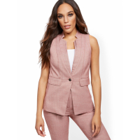 New York & Company Women's 'One Button' Vest