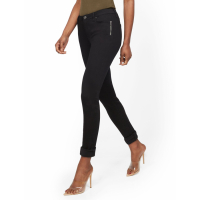 New York & Company Women's 'Zip Accent' Jeans