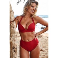Angel Sin Women's 'High Waist' Bikini