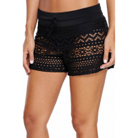Angel Sin Women's 'Lace' Bikini Bottom