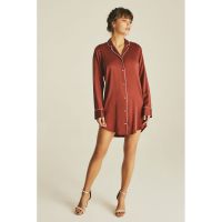 The House of Silk Women's 'Holly' Pajama Dress