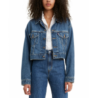 Levi's Women's 'Cropped' Trucker Jacket