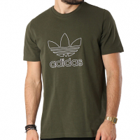 Adidas 'Originals Trefle' T-Shirt für Herren