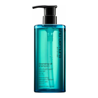 Shu Uemura CLEANSING OIL shampoo anti-oil astringent cleanser - 400 ml