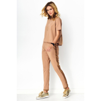 Makadamia Women's Top & Trousers Set