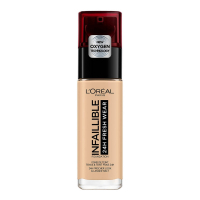 L'Oréal Paris Fond de teint 'Infaillible 24H Fresh Wear' - 100 Linen 30 ml