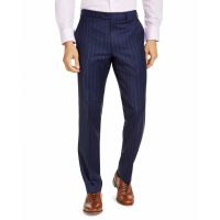 LAUREN Ralph Lauren Men's 'UltraFlex Stretch Stripe' Suit trousers
