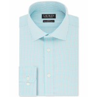 LAUREN Ralph Lauren Men's 'UltraFlex Performance Stretch Check' Shirt