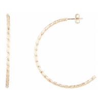 By Colette Women's 'Créoles Joliesse' Earrings