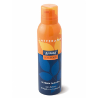 L'Amande 'Zafferano' Shaving Foam - 200 ml