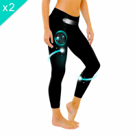 Beautytherm Women's 'Minceur' Leggings - 2 Units