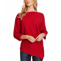 Vince Camuto Women's 'Dolman-Sleeve Rib-Knit' Sweater
